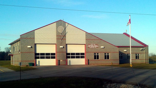 Niagara Falls Fire Station #6
