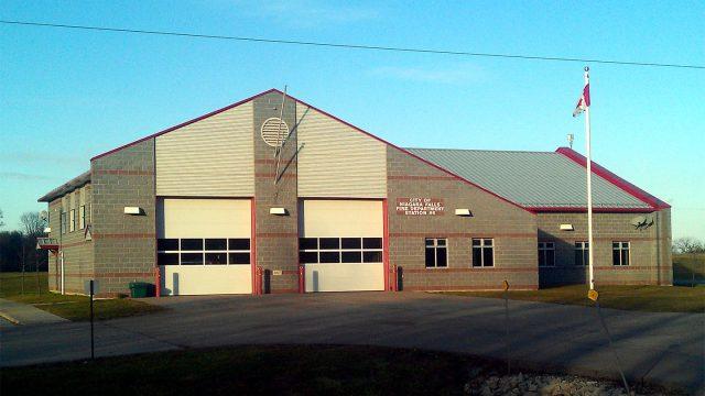 Niagara Falls Fire Station #6